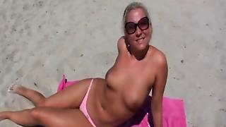 Amateur,Blonde,Fucking,Outdoor