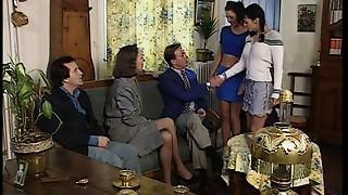Anal,Cumshot,Group Sex,Teen,Vintage