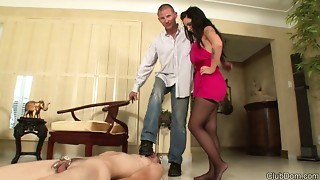 BDSM,Blowjob,Cuckold,Femdom,Old and young