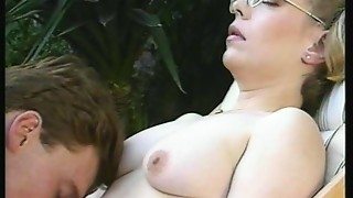 Facial,Glasses,Fucking,Mature