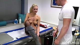 Ass licking,Big Ass,Big Cock,Blonde,Blowjob,Cumshot,Doggystyle,Fingering,Fucking,Lingerie
