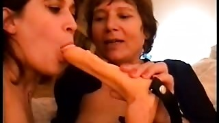Daughter,Fingering,Fucking,Lesbian,MILF,Old and young,Stepmom,Teen