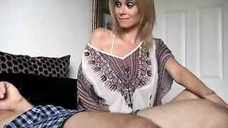 Ass licking,Blonde,British,Handjob,Mature,MILF,Old and young,School,Stepmom,Teen