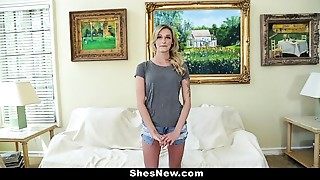 Big Boobs,Big Cock,Blonde,Casting,Cumshot,Doggystyle,Facial,Fucking,Petite,Shaved
