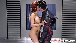 Big Boobs,Black and Ebony,Blowjob,Fucking