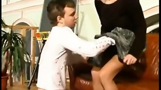 Fucking,Mature,MILF,Old and young,Russian,Teen