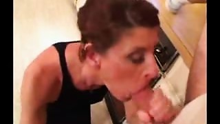 Amateur,Blowjob,Brunette,Fucking,Mature,Old and young,Teen
