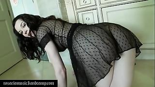Brunette,Doggystyle,Fucking,POV,Sex Toys