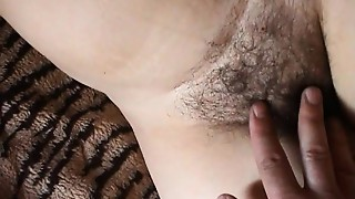 Hairy,Mature,MILF,Russian,Sleeping,Stepmom