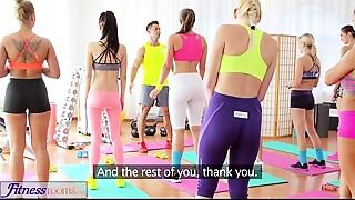 Babe,Big Cock,Gym,Fucking,Panties,Teen,Yoga