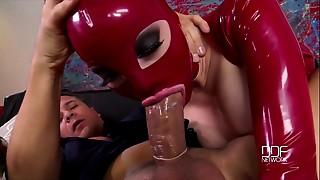 Anal,BDSM,Big Boobs,Blowjob,Fetish,Fucking,Latex,Threesome