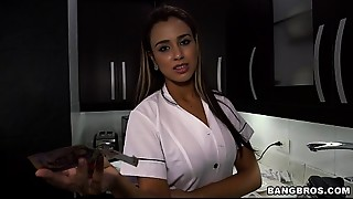Big Ass,Blowjob,Brunette,Exotic,Fucking,Latina,Maid,Pornstar