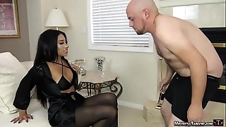 BDSM,CFNM,Femdom,Fetish,Foot Fetish,High Heels