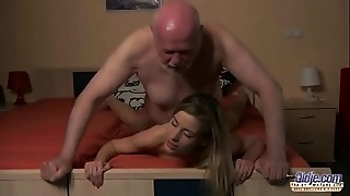 Beautiful,Blonde,Blowjob,Fucking,Office,Old and young,Secretary,Teen
