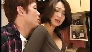 Asian,Big Boobs,Blowjob,Extreme,Fucking,Kitchen,Mature,MILF,Stepmom,Titfuck