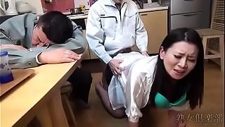 Asian,Blowjob,Fucking,MILF,Wife