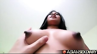 Asian,Blowjob,Creampie,Extreme,Fucking,Petite,POV,Reality,Shaved,Small Tits