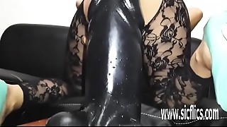 Amateur,Brunette,Extreme,Fetish,Fisting,Masturbation,Mature,Sex Toys,Solo