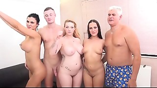 Big Boobs,Blowjob,British,Cumshot,Doggystyle,Fake,Group Sex,Fucking,Pornstar