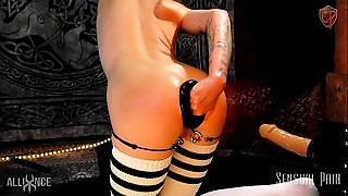 Anal,BDSM,Close-up,Extreme,Fingering,Fisting,Sex Toys
