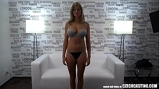 Amateur,Big Boobs,Blonde,Casting,Czech,Homemade,Natural,Oiled,POV,Reality