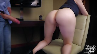 Big Ass,Face Sitting,Fetish,Fucking,High Heels,Mature,MILF,Office,Pornstar,Redhead