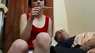 Anal,Blowjob,Cumshot,Fingering,Fucking,Mature,Old and young,Teen