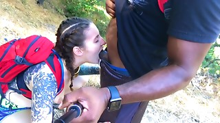 Amateur,Blowjob,Caught,Cumshot,Doggystyle,Extreme,Fucking,Interracial,Orgasm,Outdoor