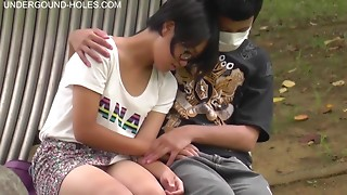 Amateur,Asian,Black and Ebony,Blowjob,Brunette,Couple,Glasses,Hidden Cams,Public Nudity,Teen