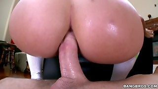 Anal,Babe,Big Ass,Big Cock,Black and Ebony,Compilation,Fucking,Oiled,Pornstar,POV