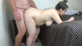 Amateur,Big Ass,Big Boobs,Big Cock,Blowjob,Brunette,Creampie,Doggystyle,Fetish,Fucking