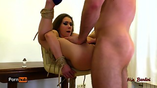 Amateur,Anal,Ass to Mouth,BDSM,Blowjob,Brunette,Couple,Extreme,Gaping,Fucking