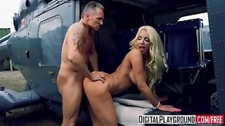 Babe,Big Ass,Big Boobs,Blonde,Blowjob,British,Cumshot,Doggystyle,Extreme,Fucking