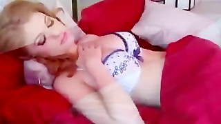 Big Boobs,Big Cock,Fingering,Fucking,Natural,Pornstar,Redhead,Teen,Titfuck