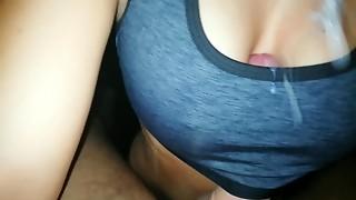 Amateur,Babe,Big Boobs,Big Cock,Brunette,Creampie,Cumshot,Fetish,Handjob,Fucking
