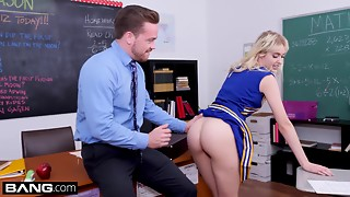 Babe,Blonde,Blowjob,Doggystyle,Fucking,Petite,Pornstar,Reality,School,Small Tits