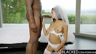 Big Cock,Black and Ebony,Blowjob,Brunette,Doggystyle,Gagging,Girlfriend,Interracial,Latina,Lingerie