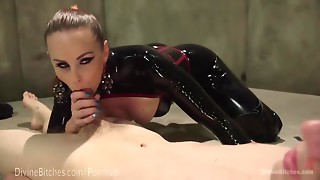 Anal,BDSM,Femdom,Fetish,Latex,Milk,Pornstar,Sex Toys,Strapon