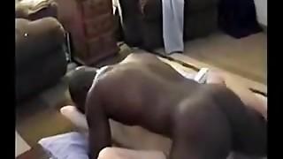 Big Cock,Black and Ebony,Couple,Creampie,Interracial,Stockings,Teen,Vintage