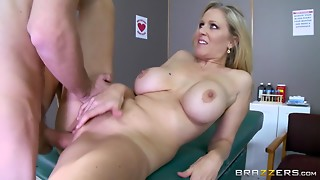 Big Boobs,Big Cock,Blonde,Blowjob,Doctor,Fake,Lingerie,Mature,MILF,Nurse