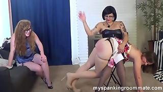 Amateur,Big Ass,Lesbian,Spanking