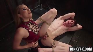 BDSM,Big Boobs,Femdom,Pornstar,Strapon