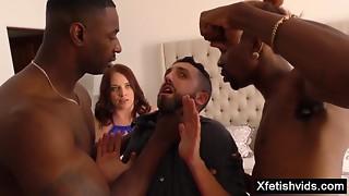 Anal,Big Boobs,Blowjob,Brutal,Cuckold,Cumshot,Interracial,MILF
