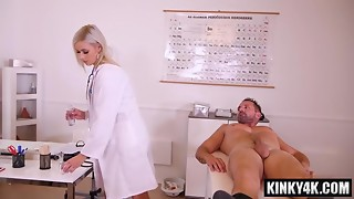 Anal,Big Ass,Cumshot,Doctor,Nurse,Uniform