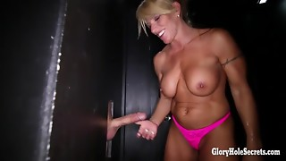 Big Boobs,Blonde,Blowjob,Cumshot,Doggystyle,Gloryhole,Fucking,Mature,MILF