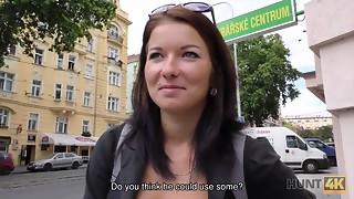Blowjob,Brunette,Cuckold,Czech,Money,POV,Reality,Teen,Wife