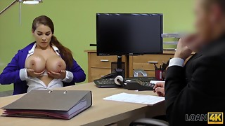 Big Boobs,Car Sex,Casting,Money,POV,Teen