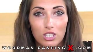 Amateur,Anal,Brunette,Casting,Cumshot,Fucking,Teen