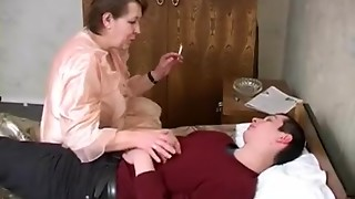 BBW,Big Boobs,Big Cock,Blowjob,Chubby,Couple,Doggystyle,Grannies,Mature,Russian