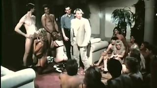 Blowjob,Cumshot,Group Sex,Petite,Pornstar,Vintage